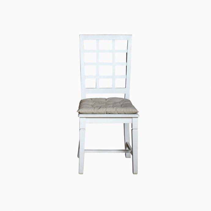 Coleson Chair with Cut-out Detail