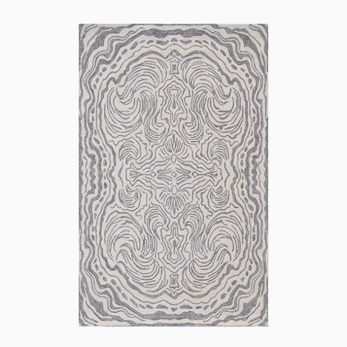 Fossil Hand Tufted Rug
