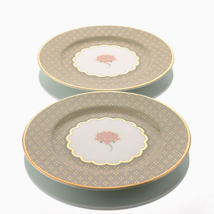 PICHWAI - Side Plate (Set of 2)